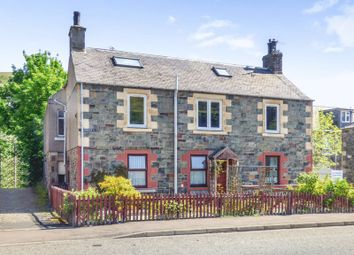 Thumbnail 2 bed flat for sale in Wilderhaugh, Galashiels, Selkirkshire