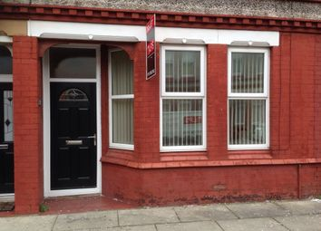 Thumbnail 3 bed terraced house to rent in Fairbairn Road, Waterloo, Liverpool