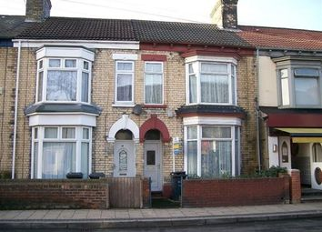 Thumbnail 4 bedroom flat for sale in Newland Avenue, Hull