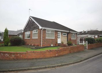 Thumbnail 2 bedroom semi-detached bungalow for sale in Cranleigh Drive, Walkden, Manchester