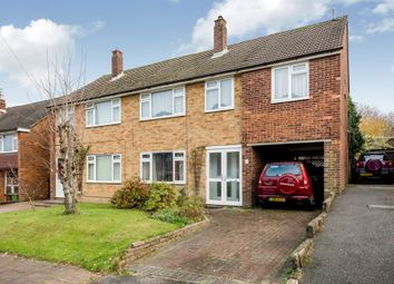 Thumbnail 4 bedroom semi-detached house for sale in The Hurst, Tunbridge Wells