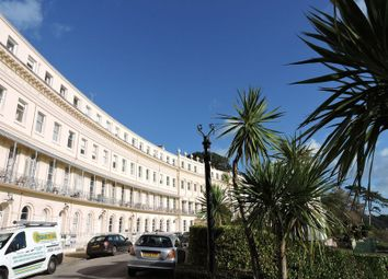 Thumbnail 1 bed flat to rent in Hesketh Crescent, Torquay