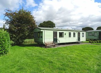 Thumbnail 2 bed mobile/park home for sale in Willerby Sheriton, Old Station Caravan Park, New Radnor, Presteigne, Powys