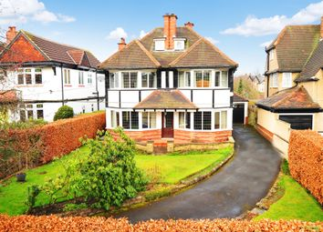 Thumbnail 5 bed detached house for sale in Cornwall Road, Harrogate