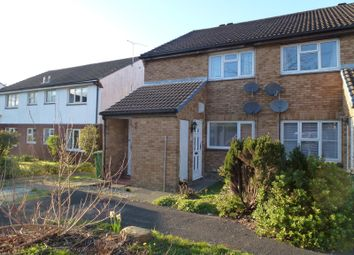 Thumbnail 1 bedroom maisonette to rent in Lambourne Road, Chartwell Green, Southampton