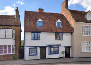 Thumbnail End terrace house for sale in High Street, Kelvedon, Essex