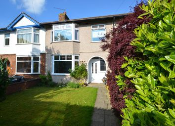 Thumbnail 3 bed terraced house for sale in Vernon Avenue, Hillmorton, Rugby