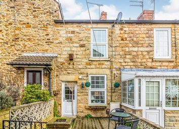 2 bed terraced house for sale in Peters Yard, Peter Street, Rotherham, South Yorkshire S61