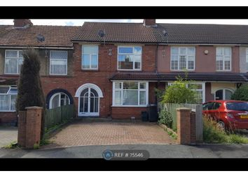 Thumbnail 3 bed terraced house to rent in Sixth Avenue, Bristol