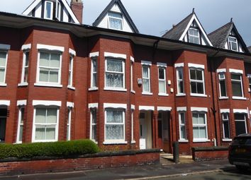 Thumbnail 4 bed terraced house for sale in Platt Lane, Fallowfield, Manchester