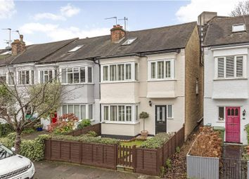 Thumbnail 4 bed end terrace house for sale in Leconfield Avenue, London
