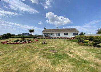 Thumbnail 2 bed detached bungalow for sale in Parc Y Bryn, Cefn Road, Dwrbach, Fishguard