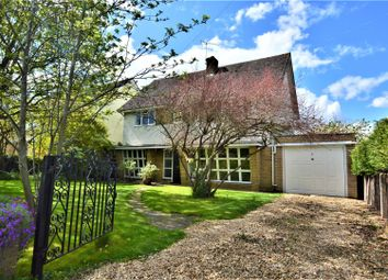 Thumbnail 4 bed detached house for sale in Barrowden Road, Ketton, Stamford