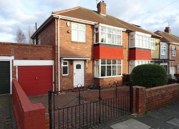 Thumbnail 3 bedroom semi-detached house to rent in Reduced Admin Fee Bourne Ave, Fenham