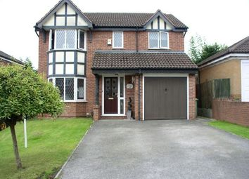 4 bed detached house for sale in Edale Drive, South Normanton, Alfreton DE55