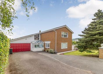 Thumbnail 4 bed detached house for sale in Llandevaud, Newport