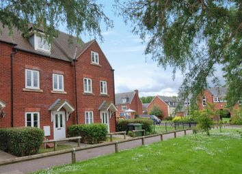 3 bed town house to rent in Lister Close, St. Leonards, Exeter EX2