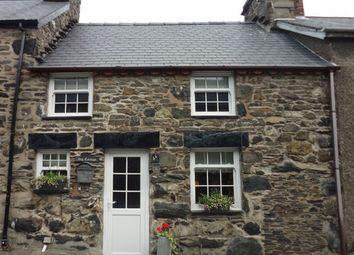 Thumbnail 2 bed terraced house for sale in Llanegryn, Gwynedd
