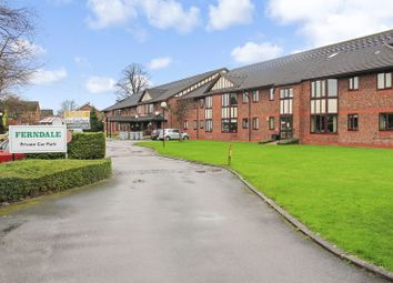 Thumbnail 2 bed flat for sale in Ferndale, Handforth