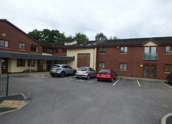 Thumbnail 2 bed flat for sale in Hampstead Drive, Stockport