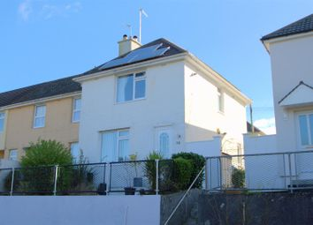 Thumbnail 2 bed end terrace house for sale in Channel Park Avenue, Plymouth