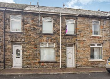 Thumbnail 3 bed terraced house for sale in Lewis Street, Pontypridd