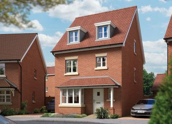 "Thumbnail 4 bed detached house for sale in ""The Wimborne"" at Archer's Way, Amesbury, Salisbury"