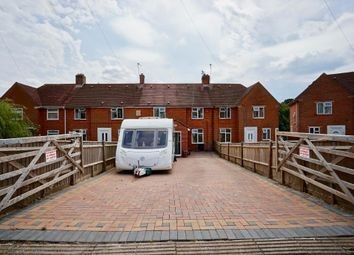 Thumbnail 3 bed terraced house for sale in Palm Road, Coxford, Southampton
