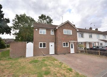 Thumbnail 4 bed end terrace house for sale in Braybrooke Road, Bracknell, Berkshire