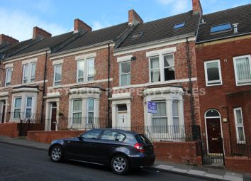Thumbnail 5 bedroom terraced house for sale in Warrington Road, Newcastle Upon Tyne