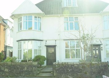 Thumbnail 4 bed semi-detached house for sale in Grosvenor Road, Sketty, Swansea
