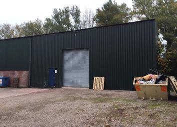 Thumbnail Light industrial to let in Lane End Farm, Shocklach, Malpas