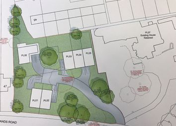 Thumbnail Land for sale in Hands Road, Heanor