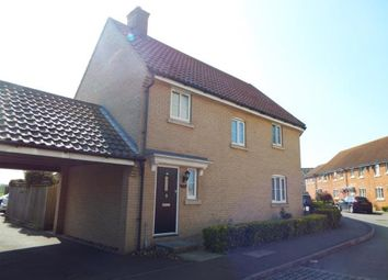 Thumbnail 3 bed semi-detached house for sale in Harpers Way, Clacton-On-Sea