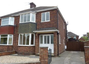 Thumbnail 3 bed semi-detached house to rent in Rosemary Avenue, Grimsby