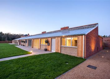 Thumbnail 3 bed equestrian property for sale in Sudbourne Park, Orford, Woodbridge, Suffolk