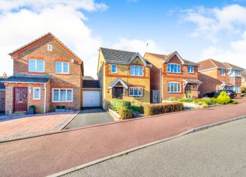 Thumbnail 3 bedroom link-detached house for sale in Cornwall Grove, Bletchley, Milton Keynes