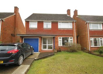 Thumbnail 4 bedroom detached house for sale in Arundel Way, Broke Hall, Ipswich, Suffolk