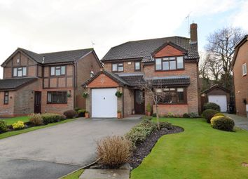 Thumbnail 4 bed detached house for sale in Eliot Close, Hawarden, Deeside