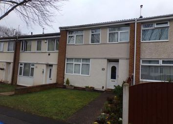 Thumbnail 2 bed terraced house for sale in Eddleston Drive, Clifton, Nottingham, Nottinghamshire