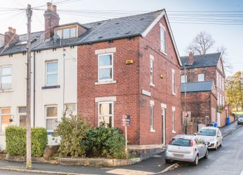 Thumbnail 3 bed end terrace house for sale in Cross Park Road, Sheffield