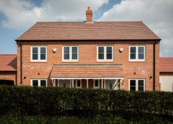 Thumbnail 3 bed semi-detached house for sale in Osgathorpe Grange, Dawsons Road, Osgathorpe