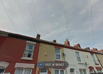 Thumbnail 2 bedroom terraced house to rent in Teck Street, Liverpool