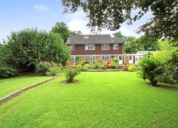 Thumbnail 4 bed detached house for sale in Cowden Pound Road, Mark Beech, Edenbridge