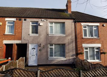 Thumbnail 3 bedroom terraced house for sale in Bulwer Road, Coventry