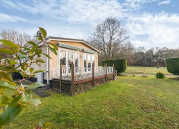 Thumbnail 3 bed mobile/park home for sale in Holton Hall Park, Holton, Halesworth