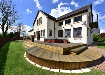 Thumbnail 5 bed detached house for sale in Farm House Lane, Tillietudlem, Nr Lanark