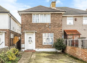 Thumbnail 3 bed semi-detached house for sale in Shakespeare Avenue, Feltham