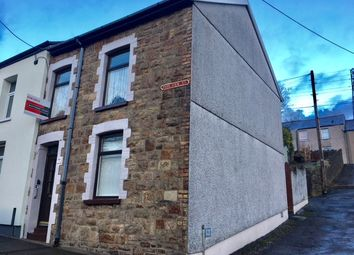 Thumbnail 2 bed end terrace house for sale in Park View, Waunlwyd, Ebbw Vale