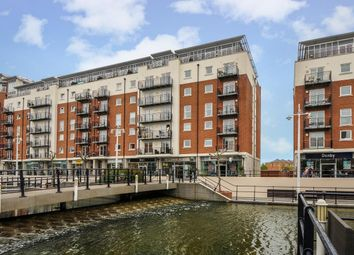 Thumbnail 2 bed flat for sale in The Canalside, Gunwharf Quays, Portsmouth